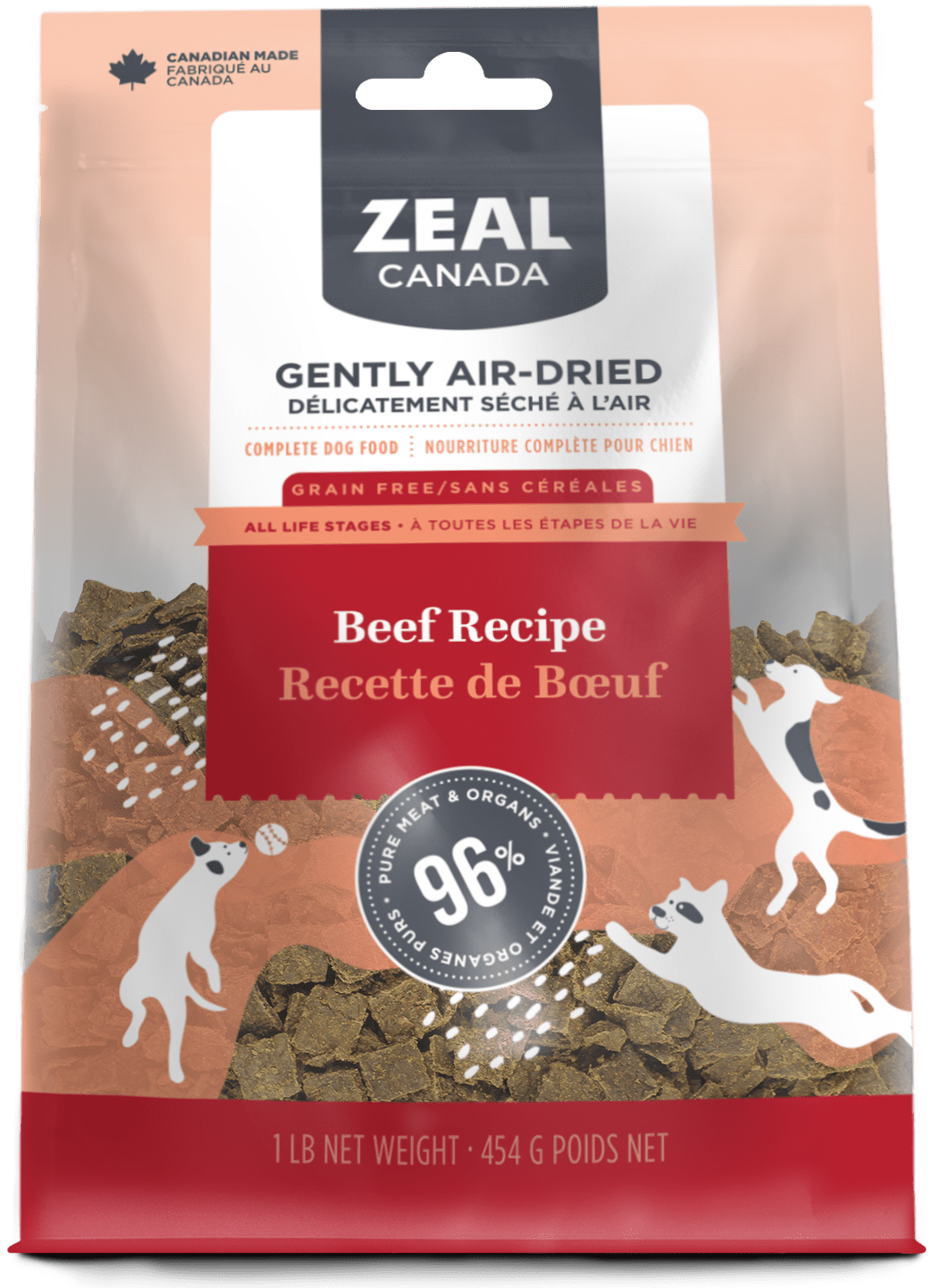 product image for Gently Air-Dried Beef for Dogs