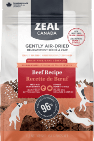 Beef with Salmon & Pumpkin for Dogs
