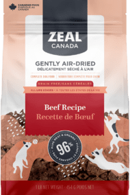 Beef <br> for Dogs