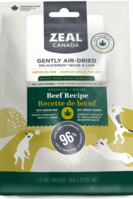 Beef with 3% Hemp <br> for Dogs