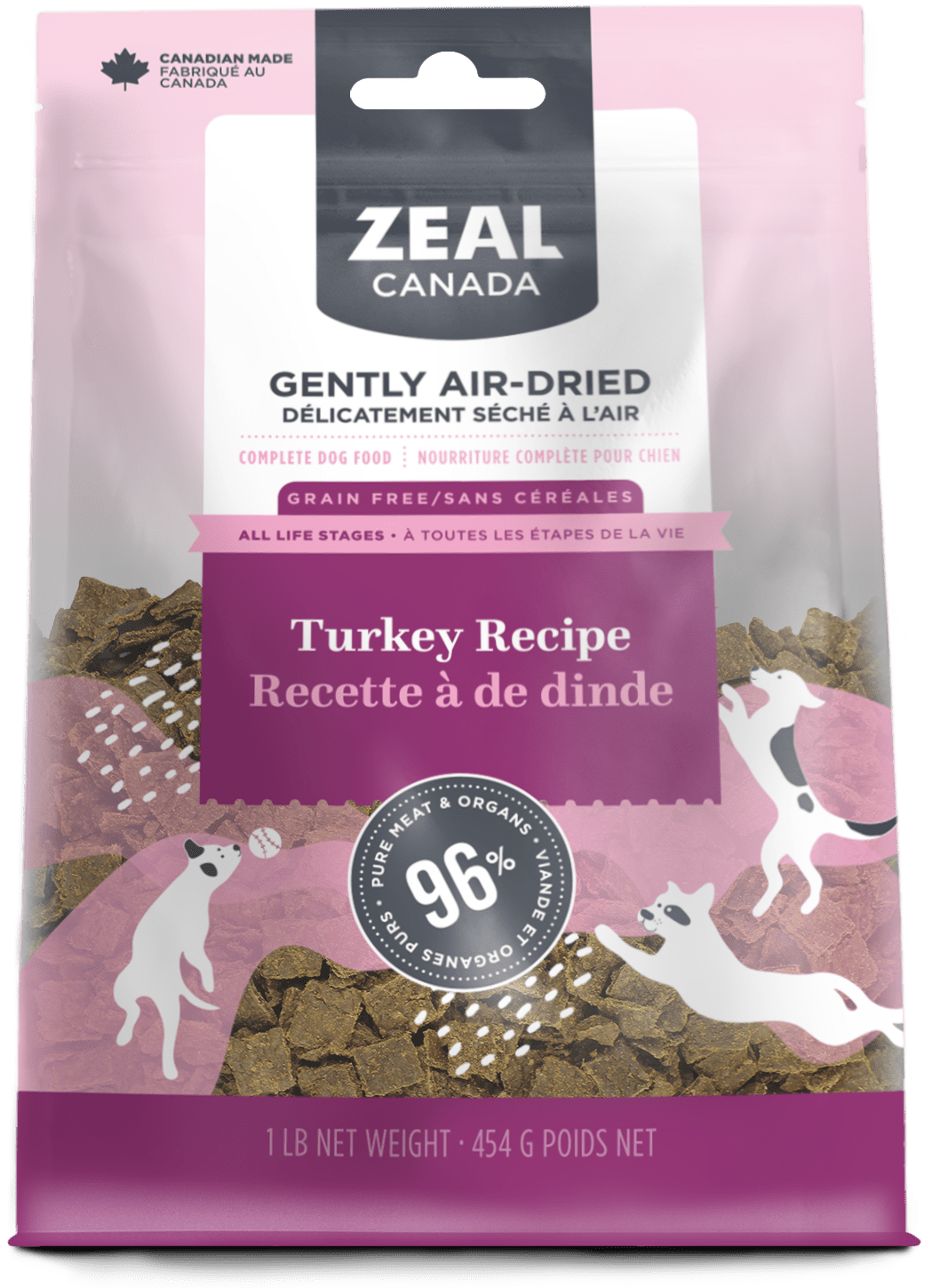 product image for Gently Air-Dried Turkey for Dogs