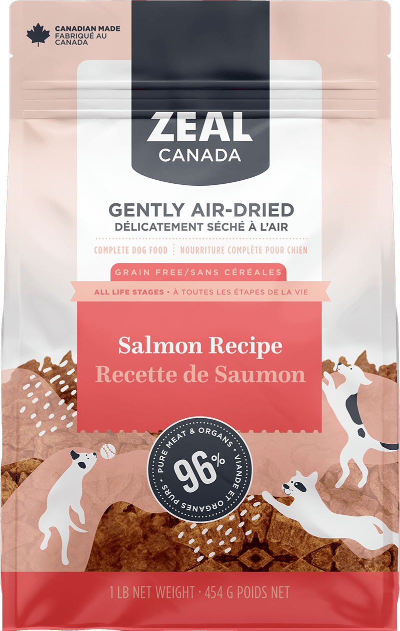 product image for Gently Air-Dried Salmon for Dogs