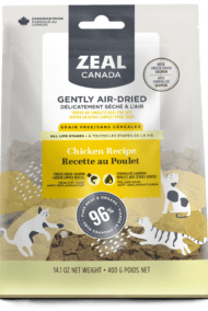Chicken with Freeze-dried Salmon for Cats