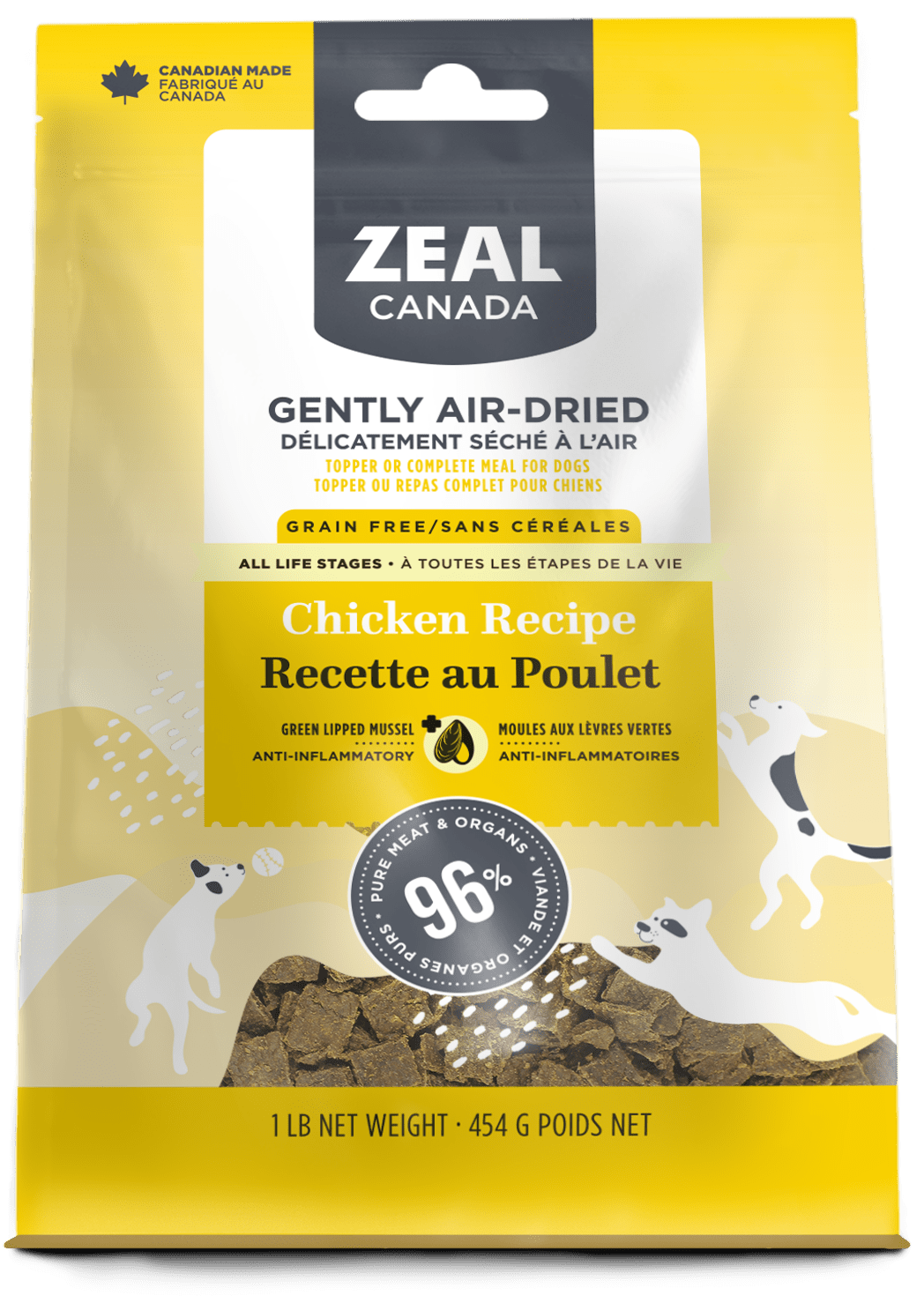 product image for Gently Air-Dried Chicken for Dogs