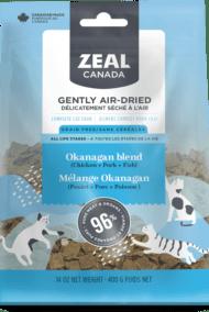 Okanagan blend <br> for Cats