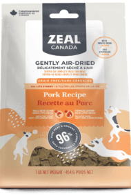 Pork with Salmon <br> for Dogs